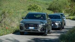 Confronto SUV premium: Audi Q3, Range Rover Evoque, Lexus UX - Immagine: 156