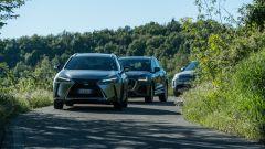 Confronto SUV premium: Audi Q3, Range Rover Evoque, Lexus UX - Immagine: 157