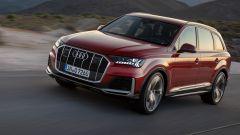 Audi Q7: al volante del maxi SUV più lussuoso di Ingolstadt - Immagine: 1