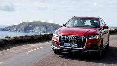 Audi Q7: al volante del maxi SUV più lussuoso di Ingolstadt - Immagine: 8