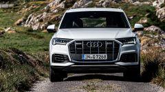 Audi Q7: al volante del maxi SUV più lussuoso di Ingolstadt - Immagine: 9