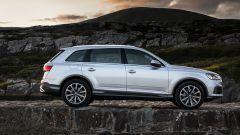 Audi Q7: al volante del maxi SUV più lussuoso di Ingolstadt - Immagine: 10