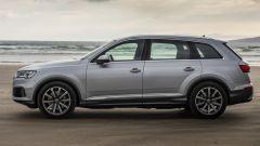 Audi Q7: al volante del maxi SUV più lussuoso di Ingolstadt - Immagine: 12