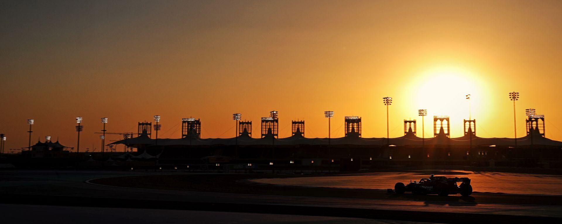 Test Bahrain 2021, Sakhir