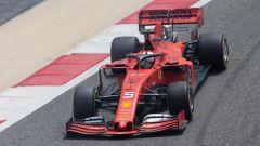 "Test Bahrain, Vettel: ""Giornata positiva in prospettiva Cina"" - Immagine: 7"