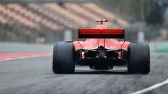 Test Barcellona: le più belle immagini della Ferrari SF71H - Immagine: 9