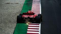 Test Barcellona: le più belle immagini della Ferrari SF71H - Immagine: 10
