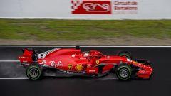 Test Barcellona: le più belle immagini della Ferrari SF71H - Immagine: 11