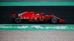 Test Barcellona: le più belle immagini della Ferrari SF71H - Immagine: 12
