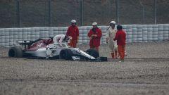 Test Barcellona: le più belle immagini dell'Alfa Romeo Sauber C37 - Immagine: 33