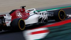 Test Barcellona: le più belle immagini dell'Alfa Romeo Sauber C37 - Immagine: 6