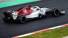 Test Barcellona: le più belle immagini dell'Alfa Romeo Sauber C37 - Immagine: 15