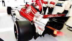 Test Barcellona: le più belle immagini dell'Alfa Romeo Sauber C37 - Immagine: 27