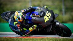 """MotoGP Test Brno, Rossi 6°: """"Il motore 2020 non basta"""""""