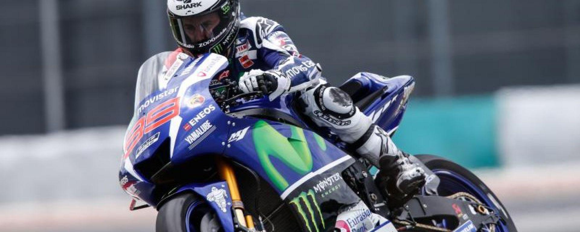 MotoGP 2016: i punti critici emersi dai test di Sepang