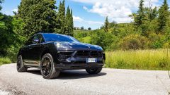 Test drive: la Porsche Macan Turbo 2020