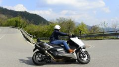 Test drive Michelin Pilot Road 4 Scooter