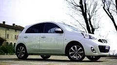 Nissan Micra vs Nissan Micra: generazioni a confronto - Immagine: 3
