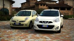 Nissan Micra vs Nissan Micra: generazioni a confronto - Immagine: 5