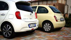 Nissan Micra vs Nissan Micra: generazioni a confronto - Immagine: 1