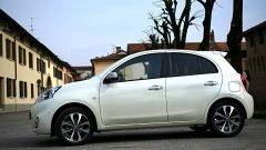Nissan Micra vs Nissan Micra: generazioni a confronto - Immagine: 13