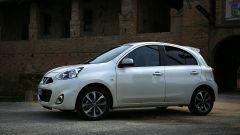 Nissan Micra vs Nissan Micra: generazioni a confronto - Immagine: 15