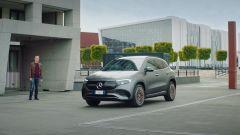 Mercedes EQA, Test Drive on Demand per provare il SUV elettrico: il video