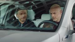 Test drive on demand, lo spot The Boss Experience