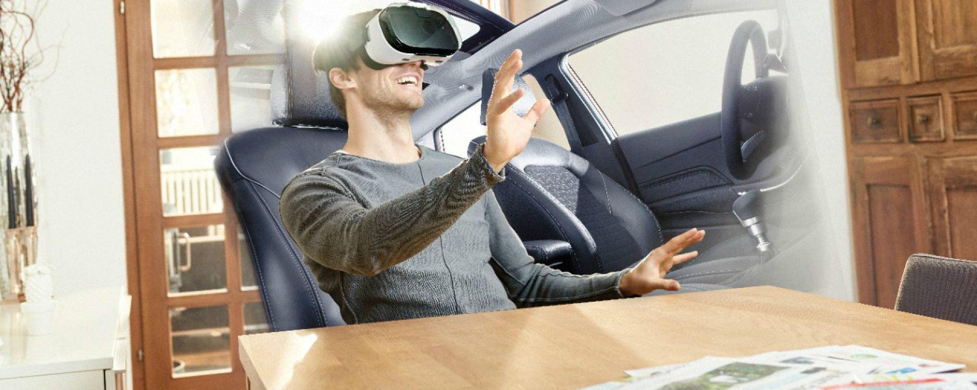 Test drive virtuali: sono la nuova frontiera?