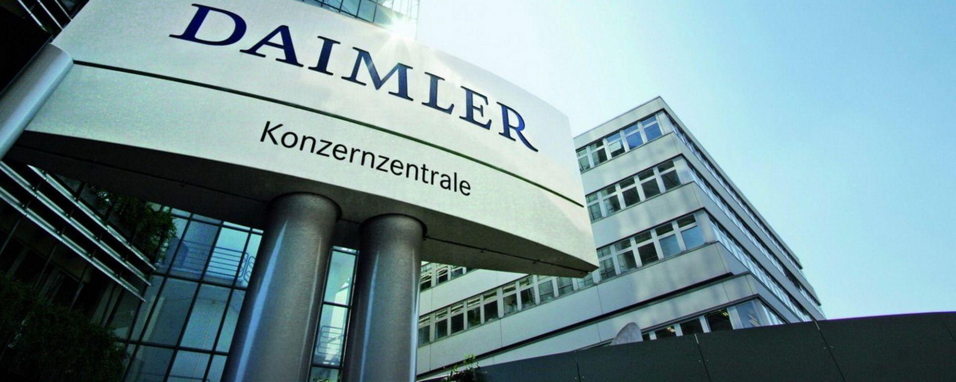 Test emissioni con scimmie, anche Daimler prende provvedimenti interni