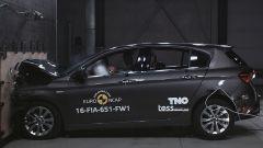 Test Euro NCAP: sotto la lente la Fiat Tipo, nella versione 1.6 MultiJet a 5 porte