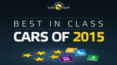 Test EuroNCAP: le migliori del 2015 - Immagine: 1