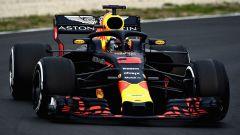 Test F1 2018 Barcellona Day 1, Daniel Ricciardo