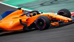Test F1 2018 Barcellona Day 1, Fernando Alonso