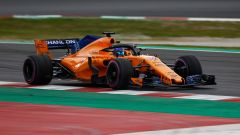 Test F1 2018 Barcellona Day 1, Fernando Alonso