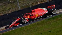 Test F1 2018 Barcellona Day 1, Kimi Raikkonen