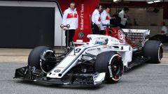 Test F1 2018 Barcellona Day 1, Marcus Ericsson
