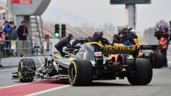 Test F1 2018 Barcellona Day 1, Nico Hulkenberg