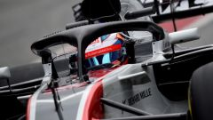 Test F1 2018 Barcellona Day 1, Romain Grosjean