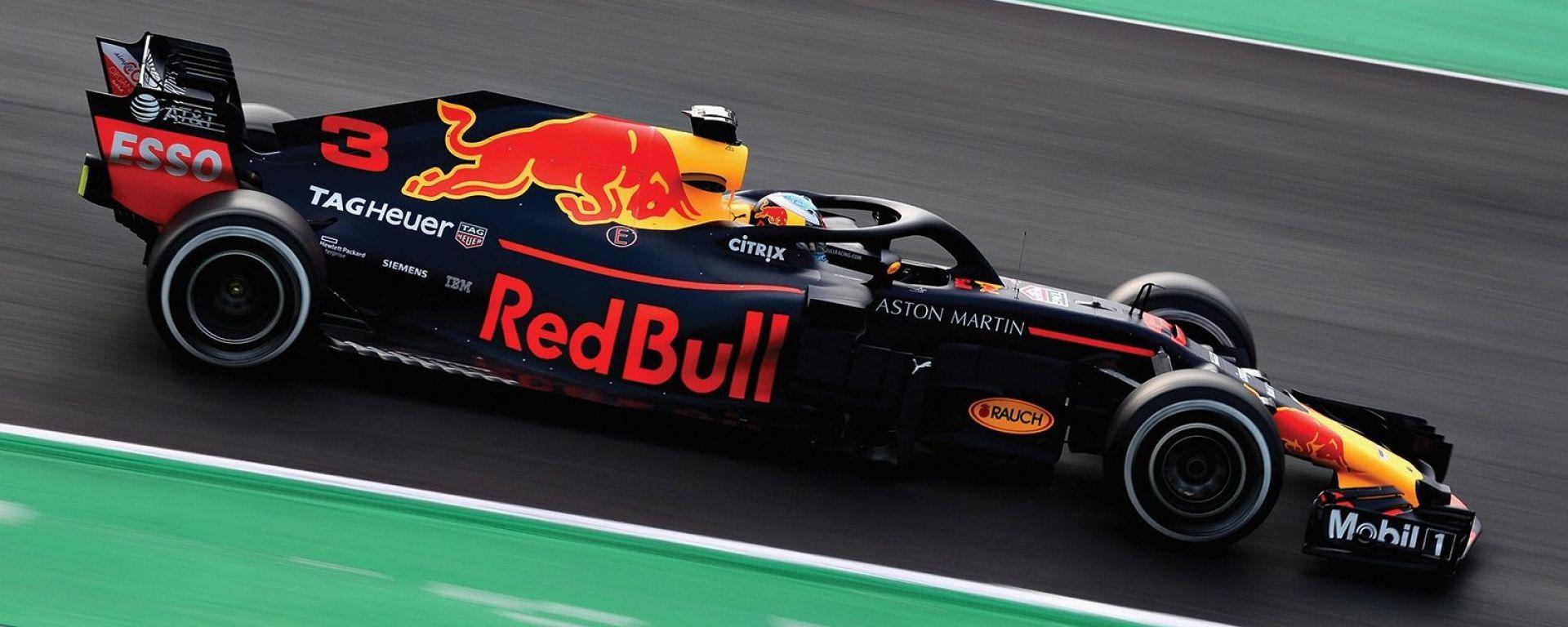 F1 2018, Test Barcellona, Day 1: Ricciardo al top con la ...