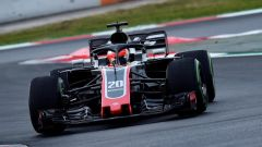 Test F1 2018 Barcellona Day 2, Kevin Magnussen