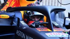 Test F1 2018 Barcellona Day 2, Max Verstappen