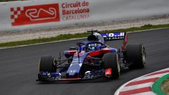 Test F1 2018 Barcellona Day 2, Pierre Gasly