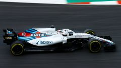 Test F1 2018 Barcellona Day 2, Robert Kubica