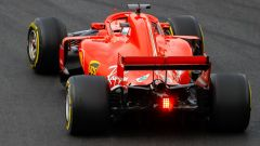 Test F1 2018 Barcellona Day 2, Sebastian Vettel