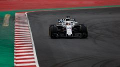 Test F1 2018 Barcellona Day 2, Sergey Sirotkin