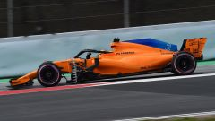 Test F1 2018 Barcellona Day 2, Stoffel Vandoorne