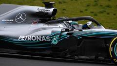 Test F1 2018 Barcellona Day 2, Valtteri Bottas