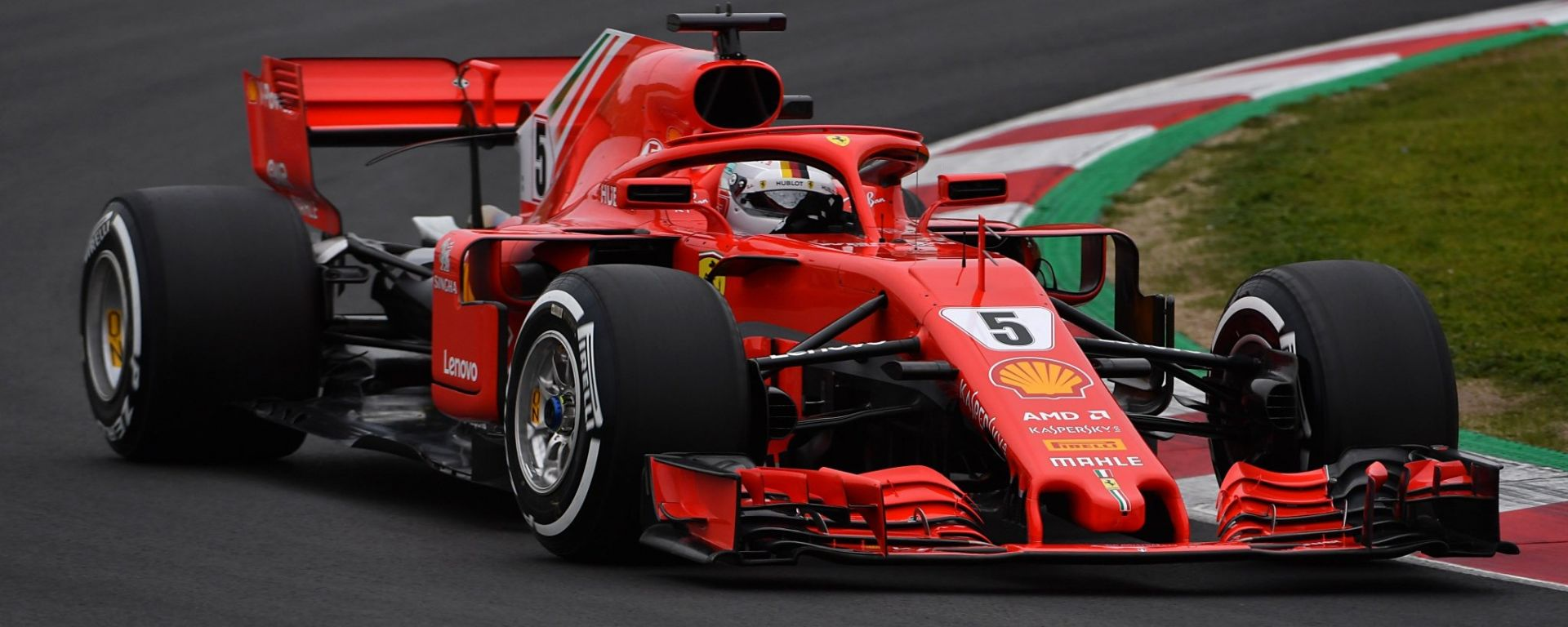 Test F1 2018 Barcellona Day 2