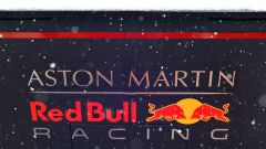 Test F1 2018 Barcellona Day 3, Aston Martin Red Bull Racing